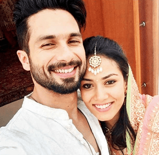 Shahid And Mira Rajput Expect A Child
