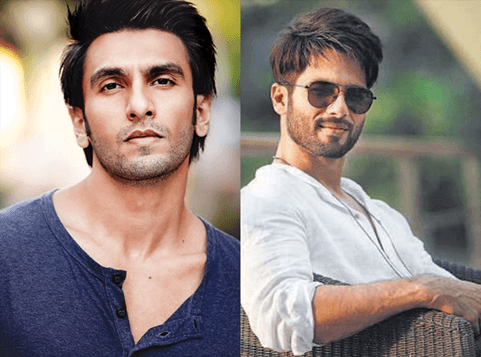 Shahid Kapoor and Ranveer Singh are Leads  in R..