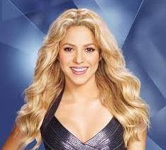 Shakira English Actress