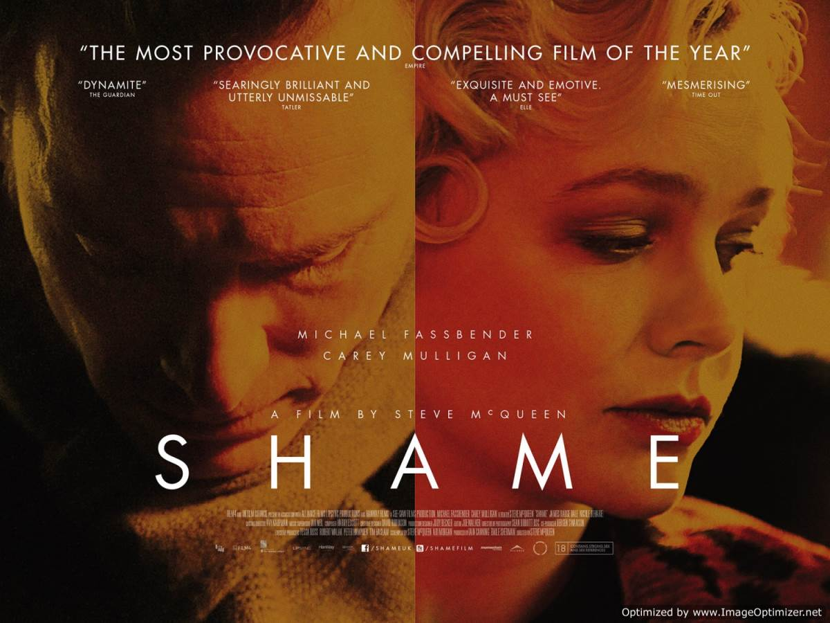 Shame Movie Review English