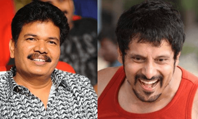 Shankar And Vikram To Join Hands Again