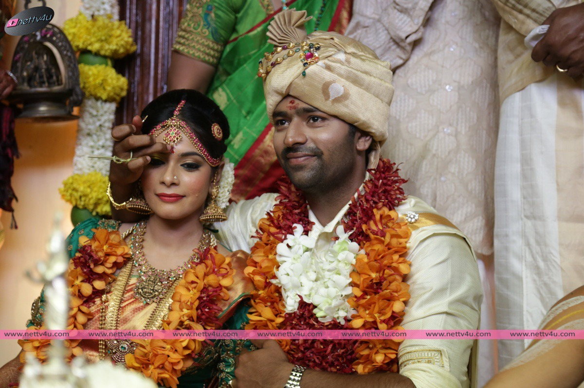 Shanthanu - Keerthy Wedding Photos