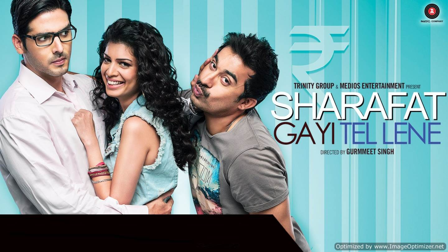 Sharafat Gayi Tel Lene Movie Review Hindi
