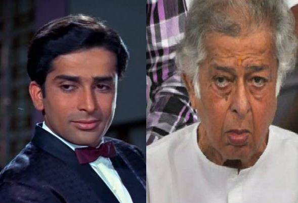 Shashi Kapoor's Biography Launched!