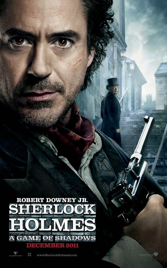 Sherlock Holmes: A Game Of Shadows Movie Review English