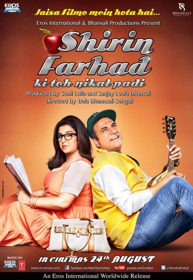 Shirin Farhad Ki Toh Nikal Padi Movie Review