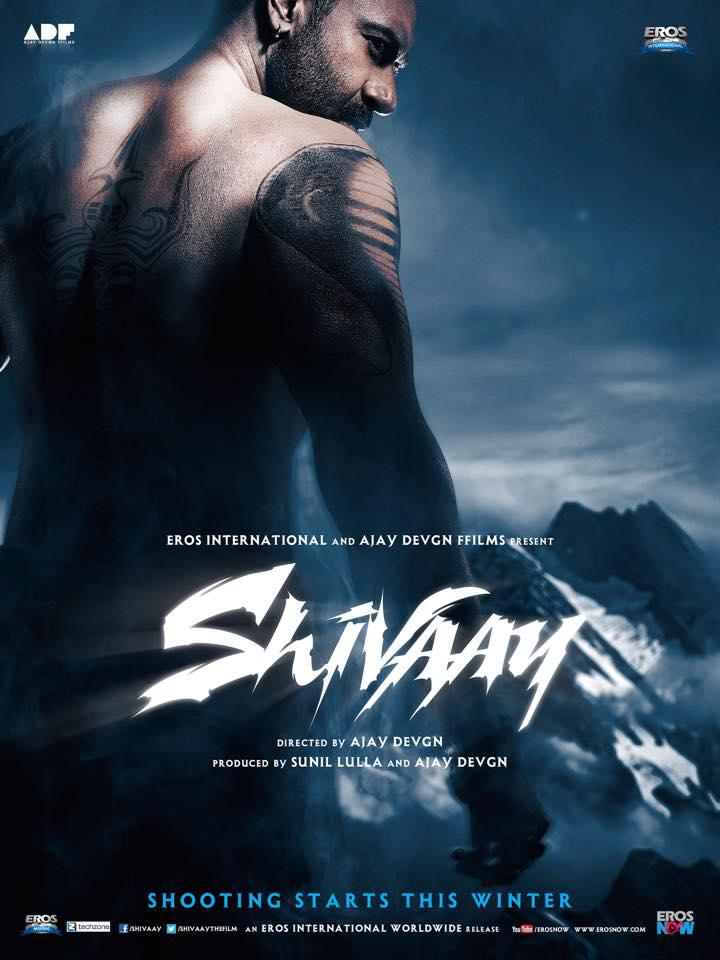 Shivaay Movie Review Hindi