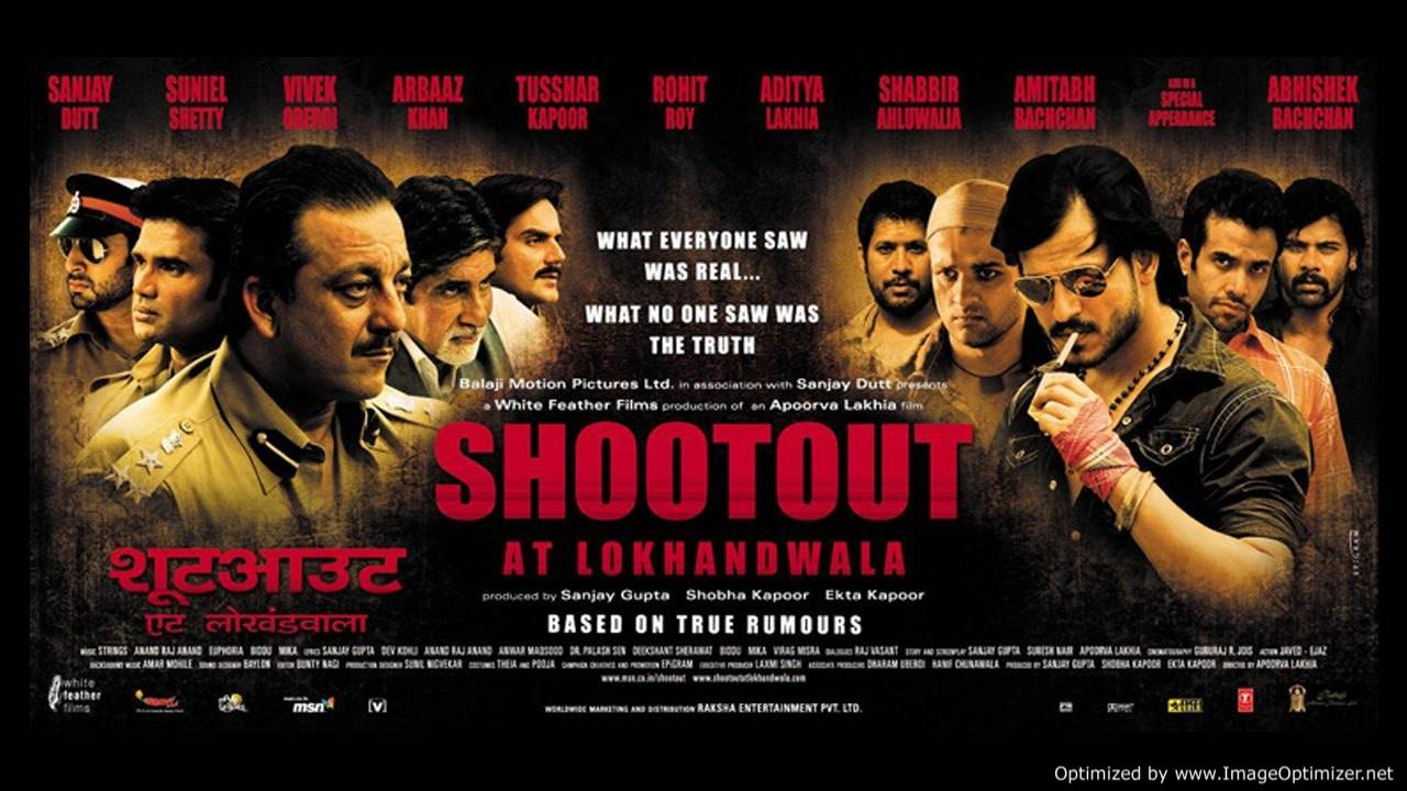 Shootout at Lokhandwala Movie Review Hindi