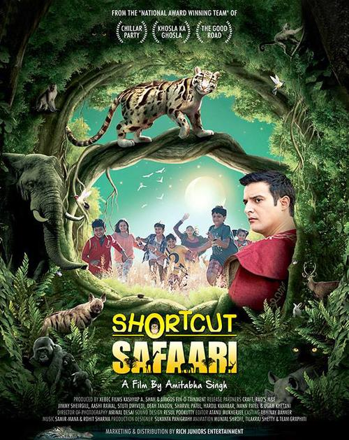 Shortcut Safari Aka Shortcut Safaari Movie Review