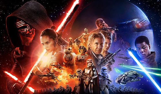 Star Wars : The Force Awakens Ready To Entertain This Christmas!