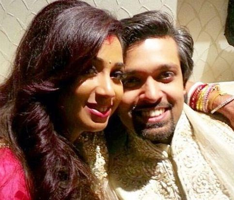 Shreya Ghoshal Is Expecting Her First Child!
