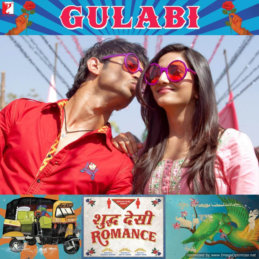Shuddh Desi Romance-not comfy with the marital knot! Movie Review Hindi