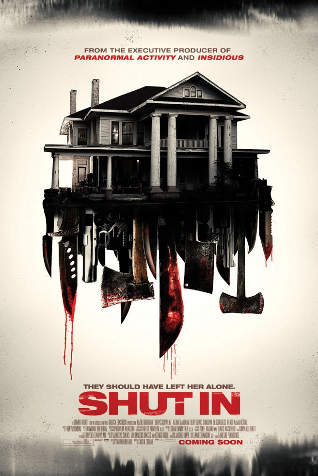 Shut In Movie Review English Movie Review