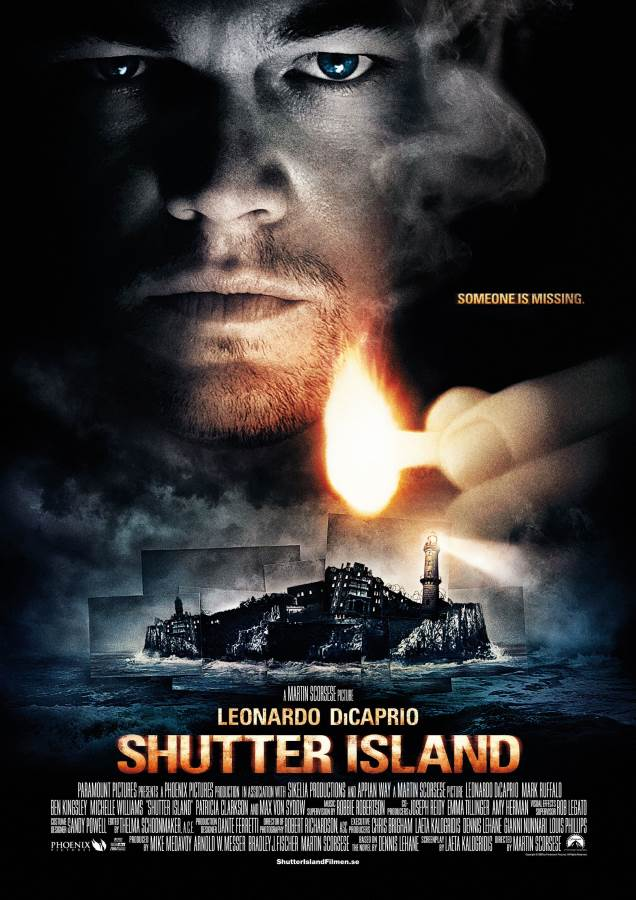 Shutter Island Movie Review English