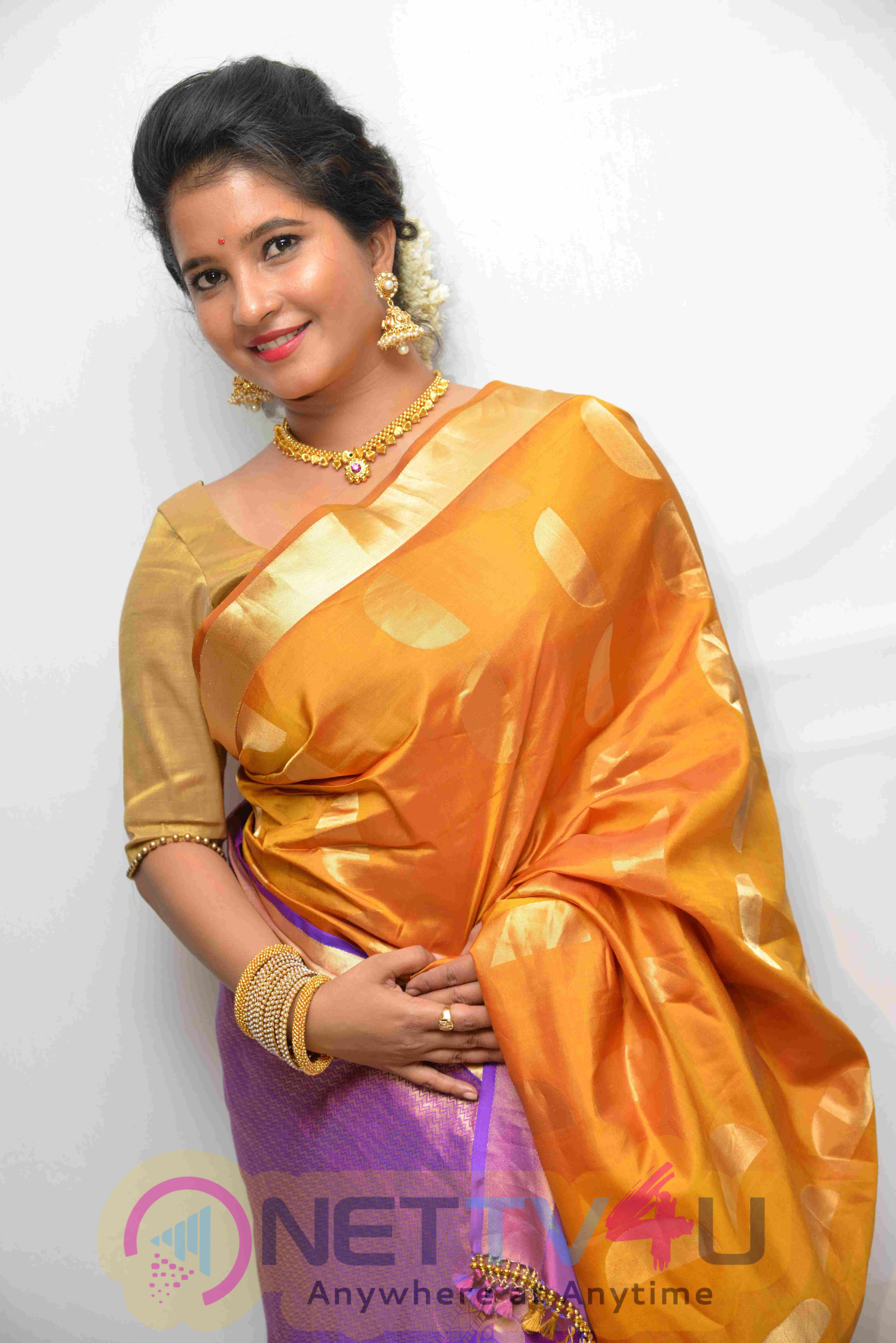 Sigandhur Sri Chowdeshwari Mahime Kannada Movie Pressmeet Stills