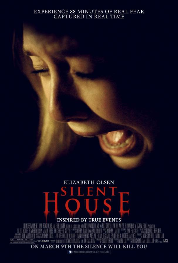 Silent House Movie Review English