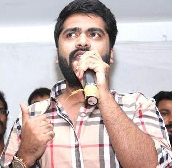 Simbu Supports Sarath Kumar