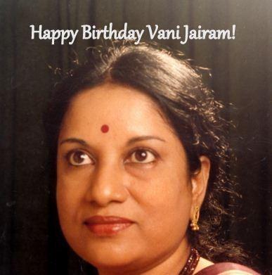 Singer Vani Jairam Celebrates Her 70th Birthday..