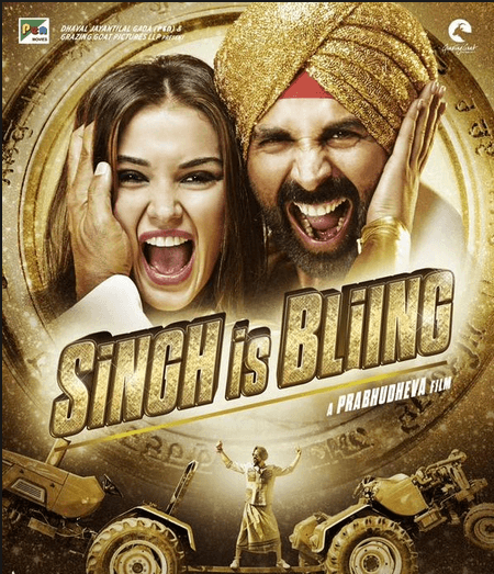 Singh Is Bling Movie Review Hindi