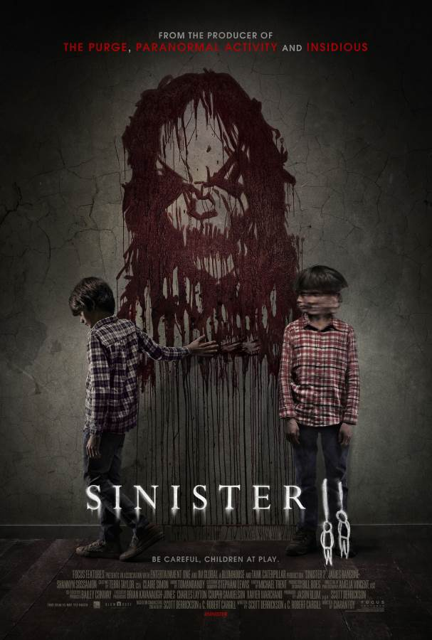 Sinister Movie Review English
