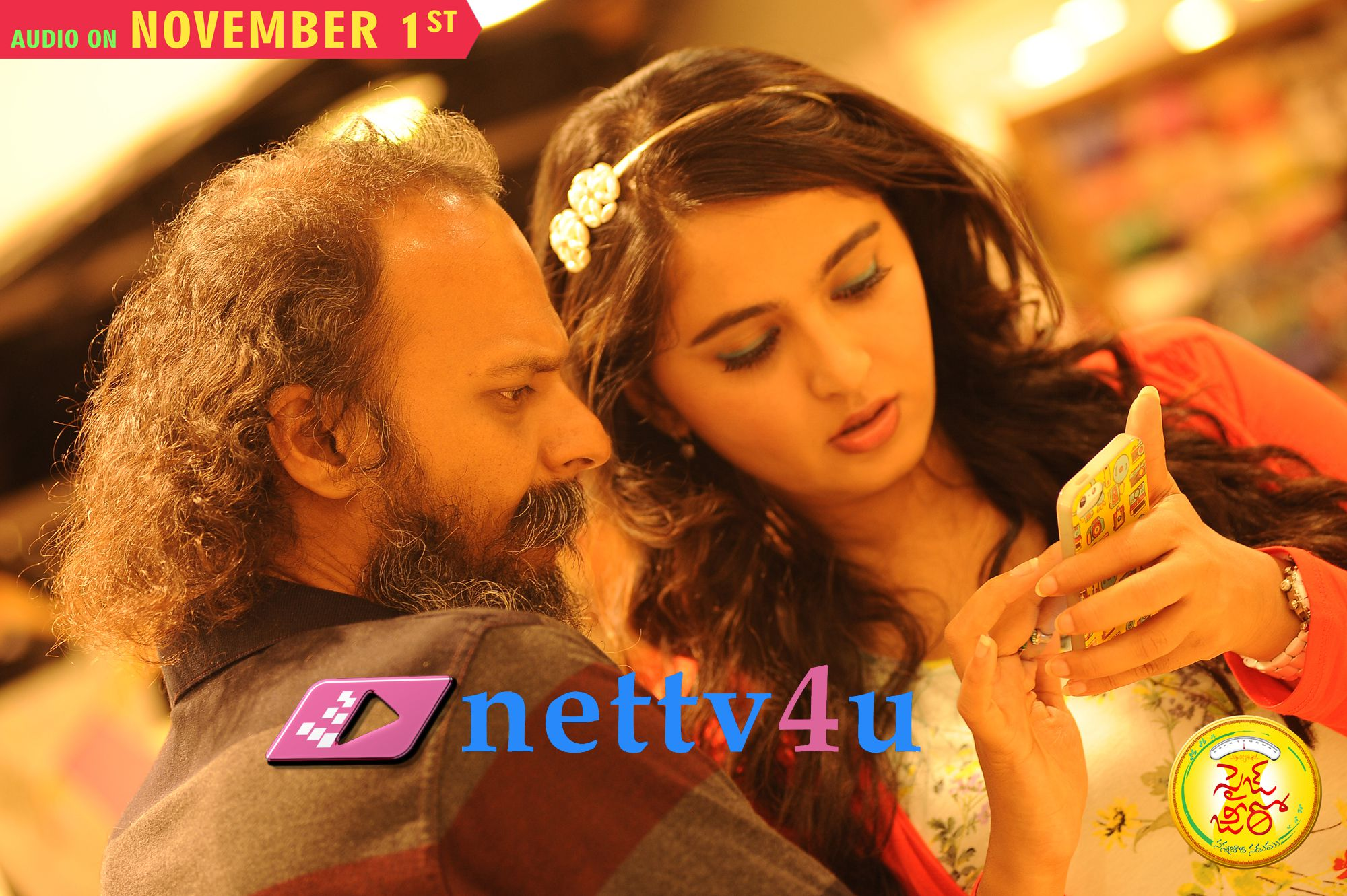 Tollywood Movie Size Zero Working Stills