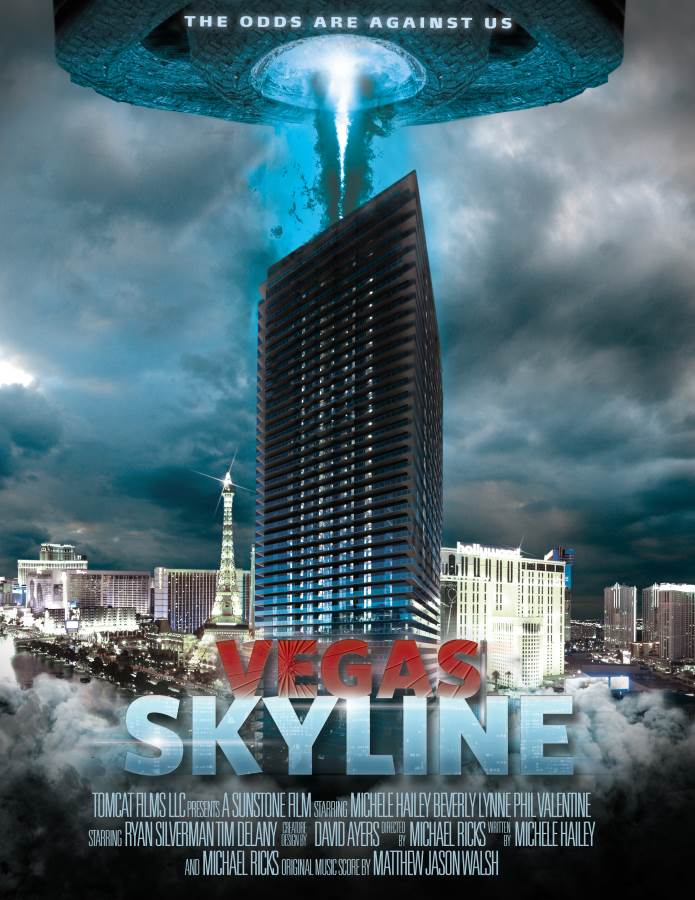 Skyline Movie Review English