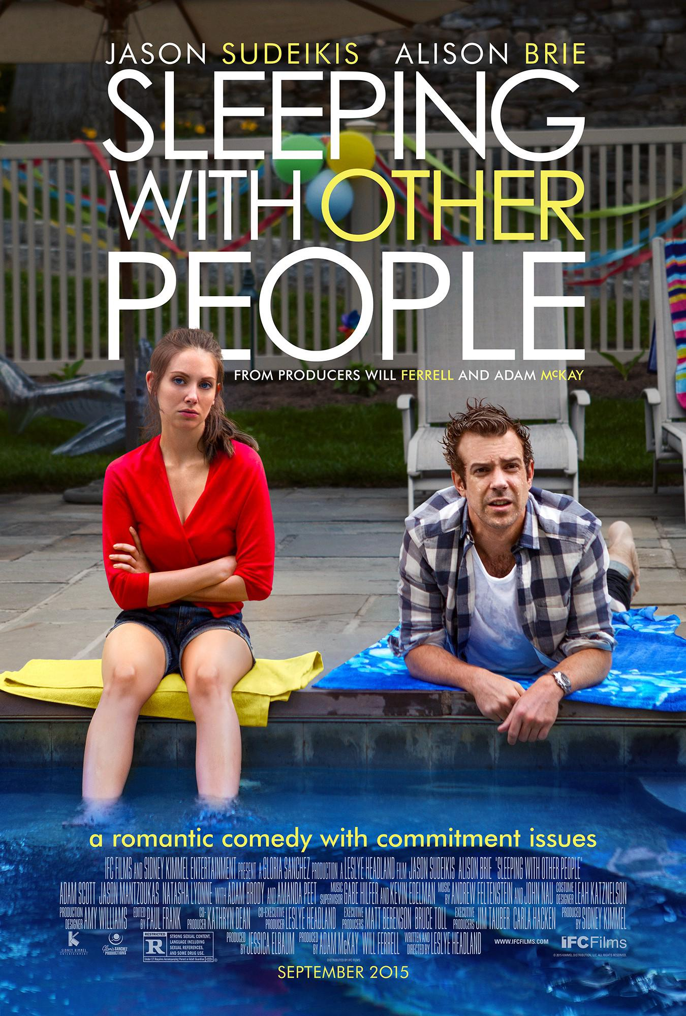 Sleeping With Other People Movie Review English