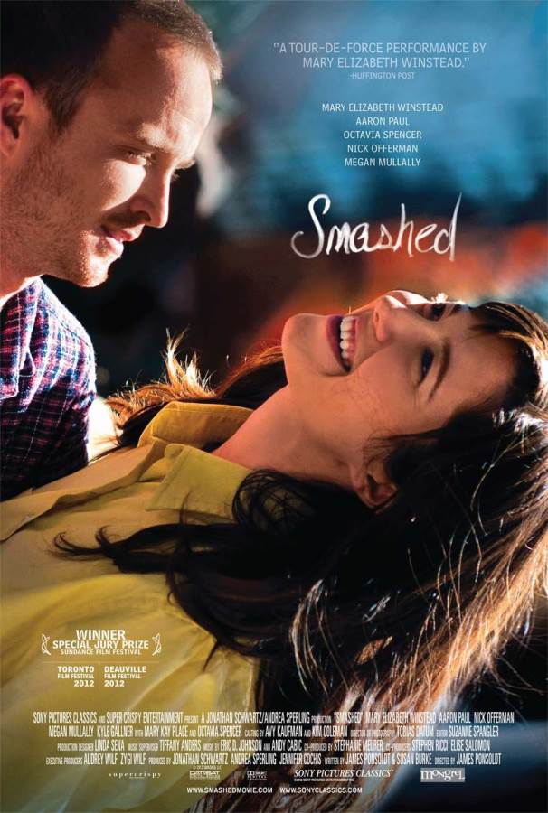 Smashed Movie Review English