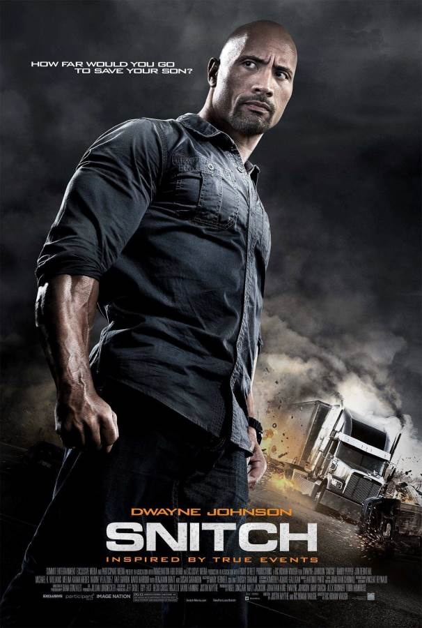 Snitch Movie Review English