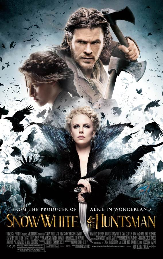 Snow White And The Huntsman Movie Review English