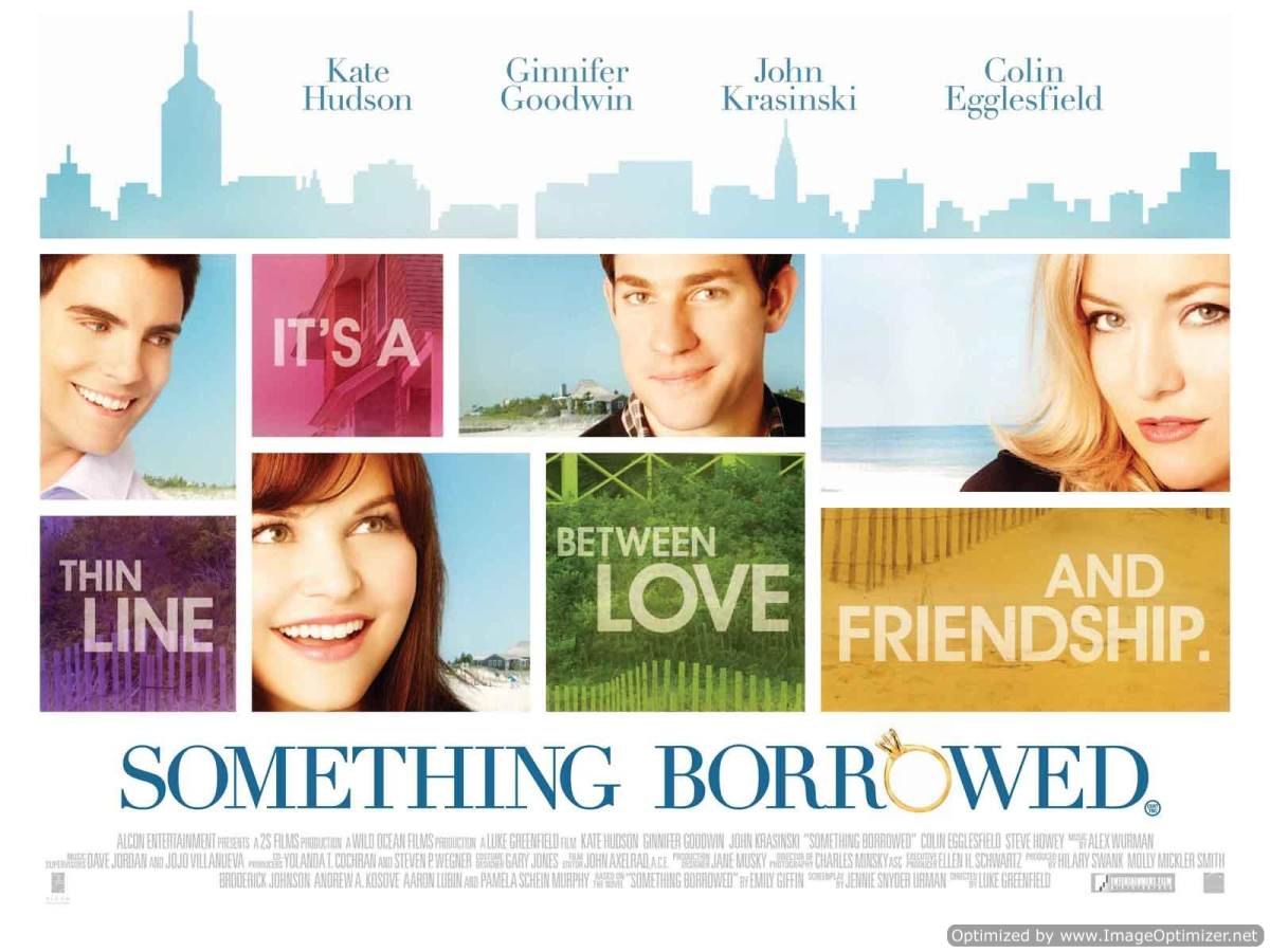 Something Borrowed Movie Review English