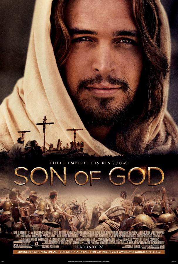 Son Of God Movie Review English