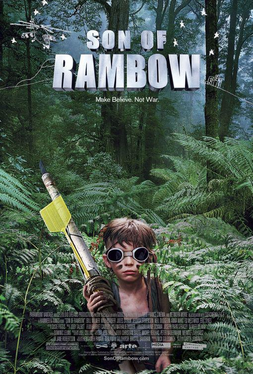 Son of Rambow Movie Review English