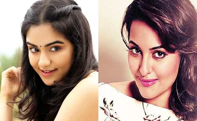 Sonakshi Out And Adah Sharma In!