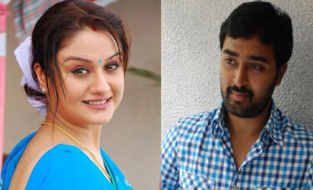 Sonia Agarwal And Prasanna Team For Santhanam's Next!