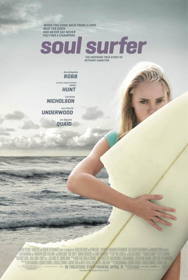 Soul Surfer Movie Review English
