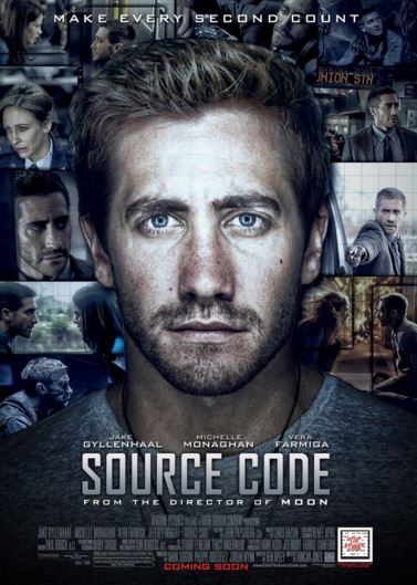Source Code Movie Review English