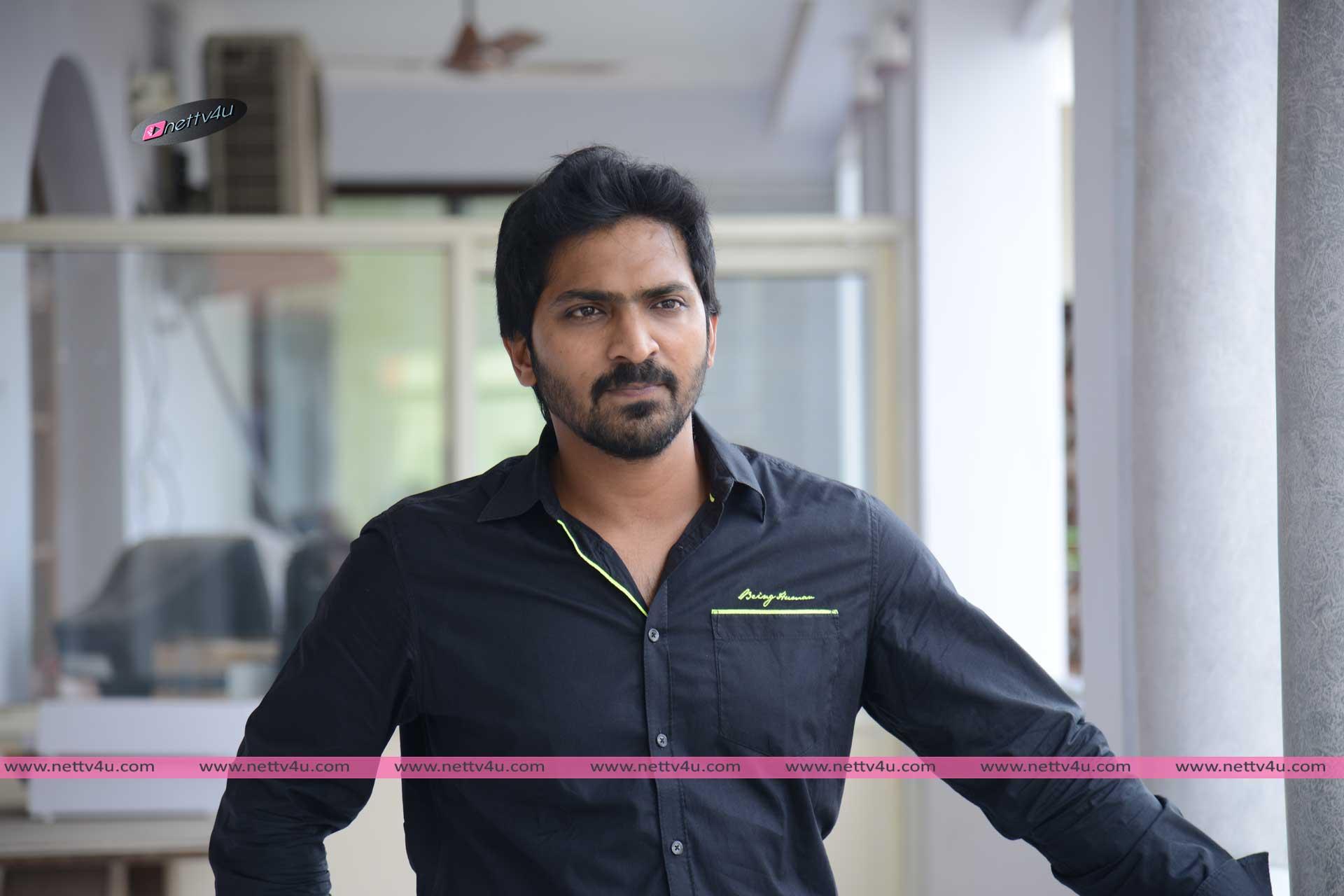 South Actor Vaibhav Reddy Photo Gallery