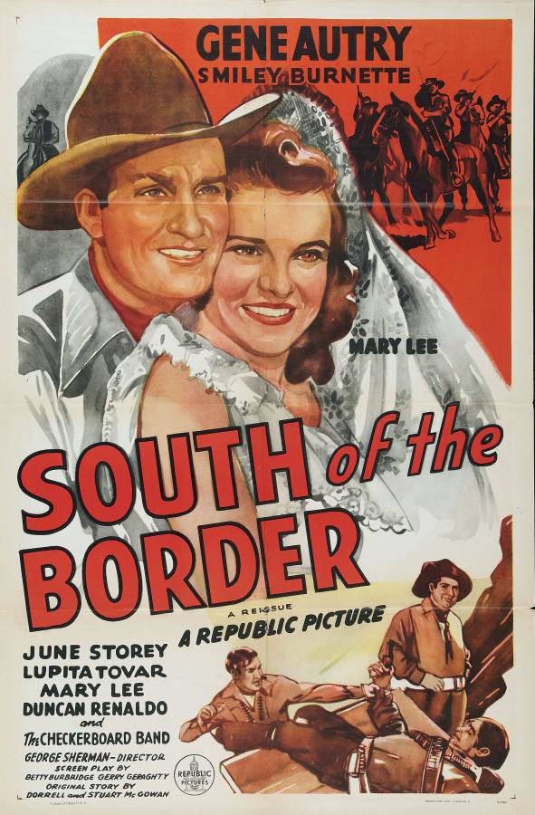 South Of The Border Movie Review English