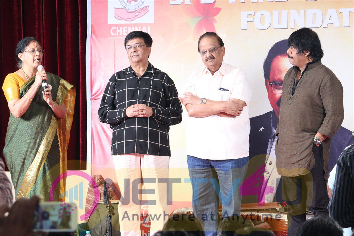 SPB Fans Charitable Foundation Photos Annual Meet 10th Year Stills Tamil Gallery