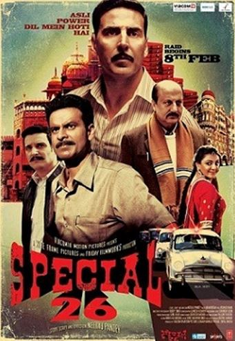 Special 26 Movie Review English Movie Review