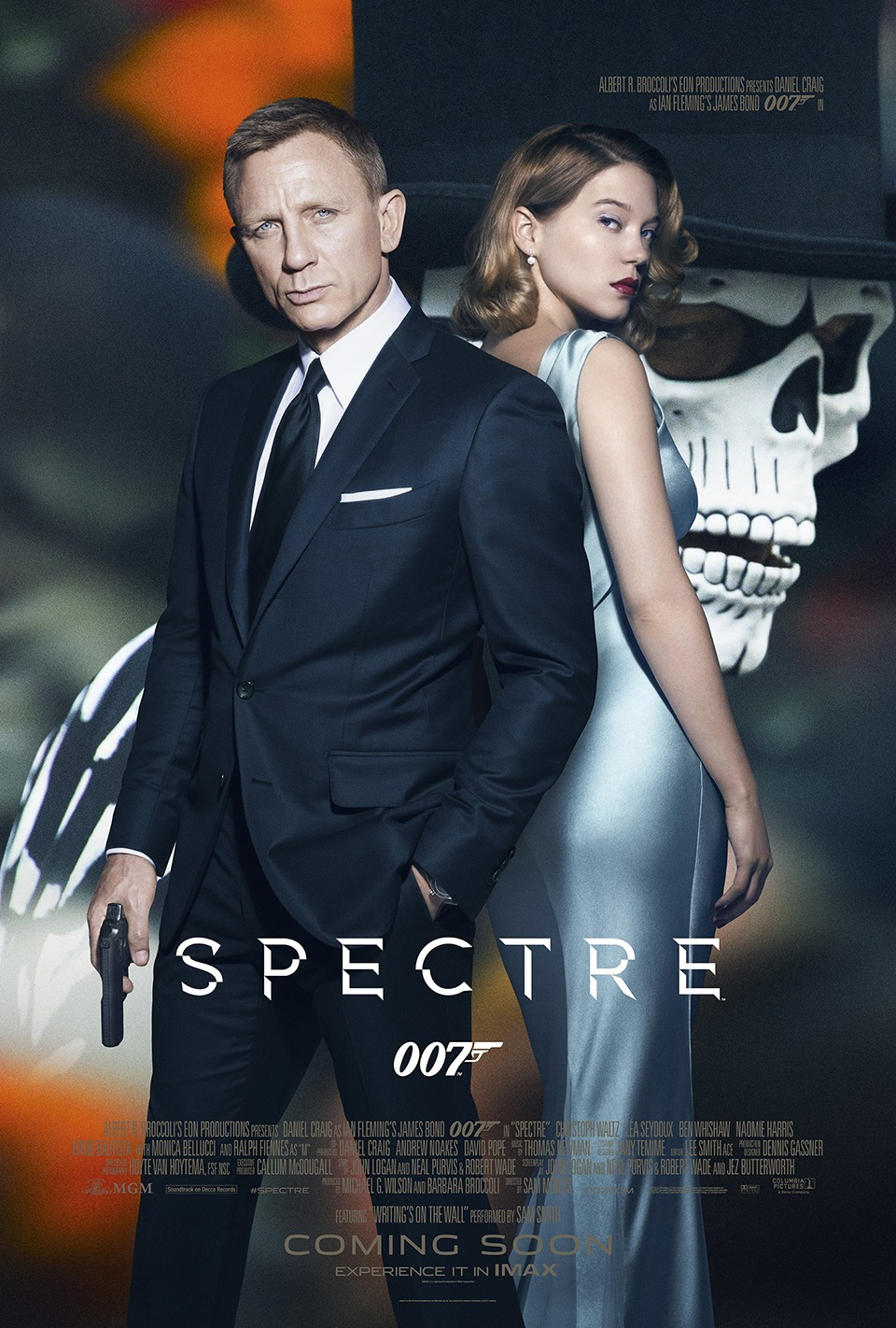 Spectre Movie Review English Movie Review