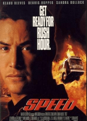 Speed English Movie Review
