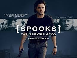 Spooks Movie Review English Movie Review