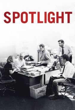 Spotlight Review English Movie Review
