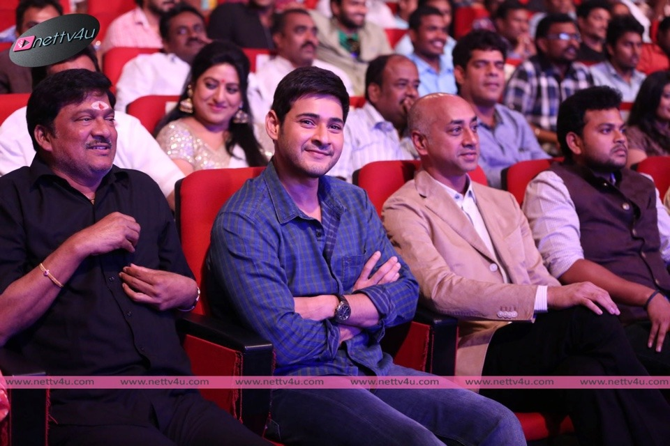 Srimanthudu Movie Grand Success Meet Photos