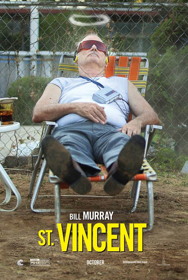 St. Vincent Movie Review English