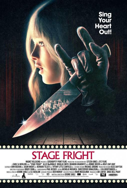 Stage Fright Movie Review English