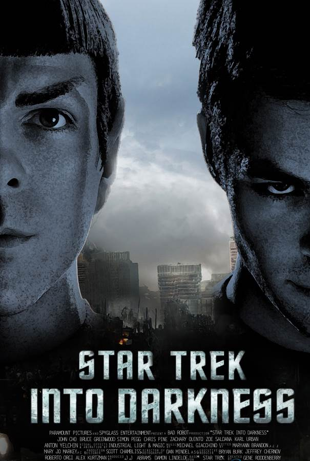 Star Trek Into Darkness Movie Review English