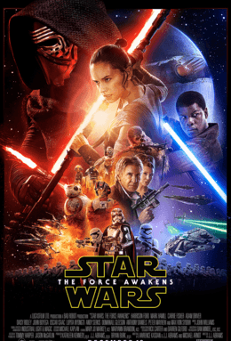 Star Wars-The Force Awakens Movie Review English Movie Review